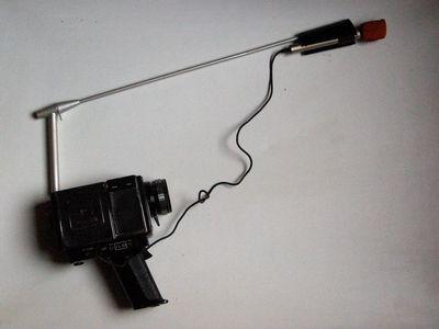 Caméra Chinon sonore 255 XL