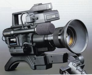 caméra Pro à Optique interchangeable -C-  VCC412