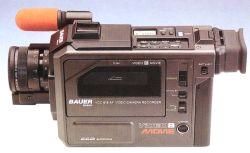 Caméscope Vidéo8 VCC816